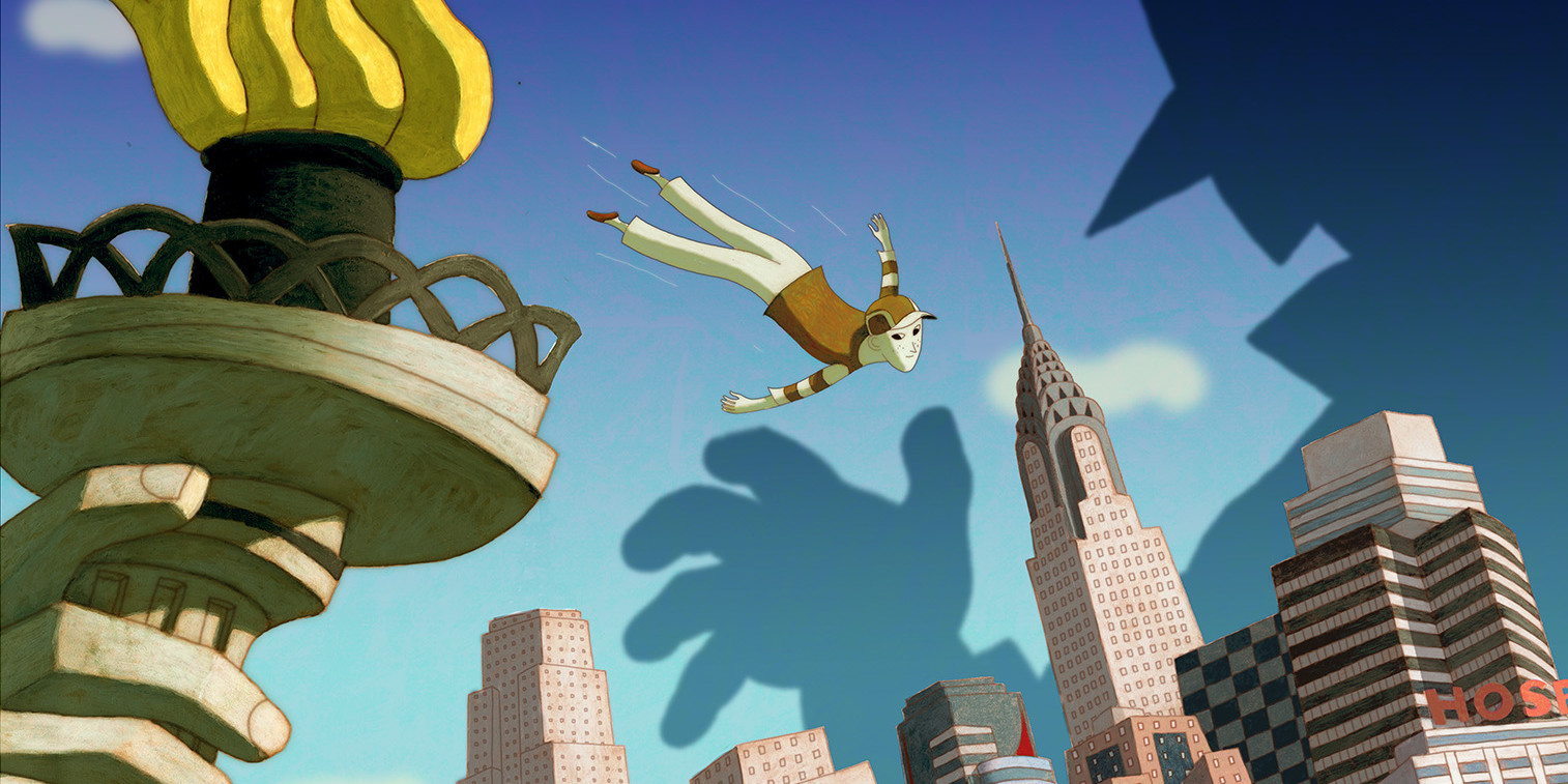 TIFF Review – Phantom Boy