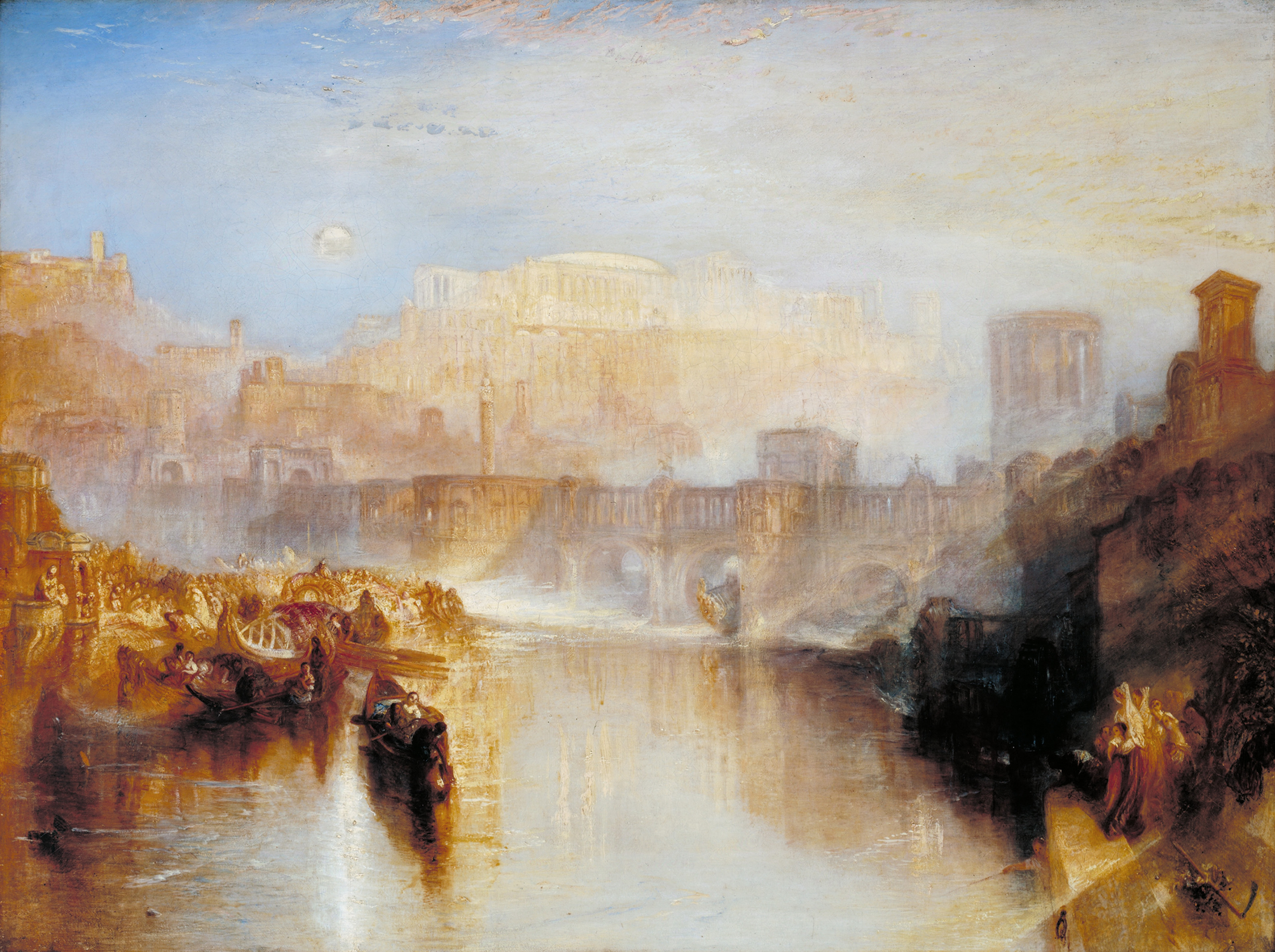 A creator of mystery: The J.M.W. Turner Exhibit at the Art Gallery of Ontario
