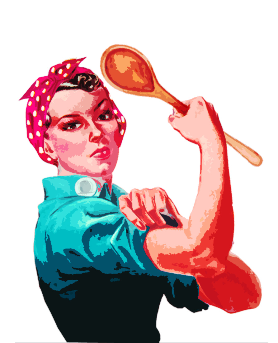 Chop Me Up: Feminine Bodies in the Industrial Kitchen