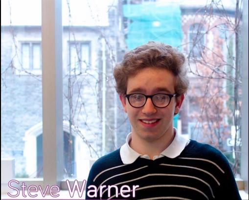 VUSAC Elections 2016: Steve Warner, Vice-President External Candidate