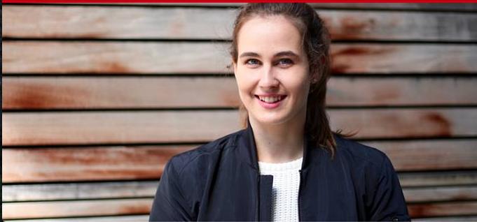 VUSAC Elections 2016: Olivia Klasios, Arts & Culture Commissioner Candidate