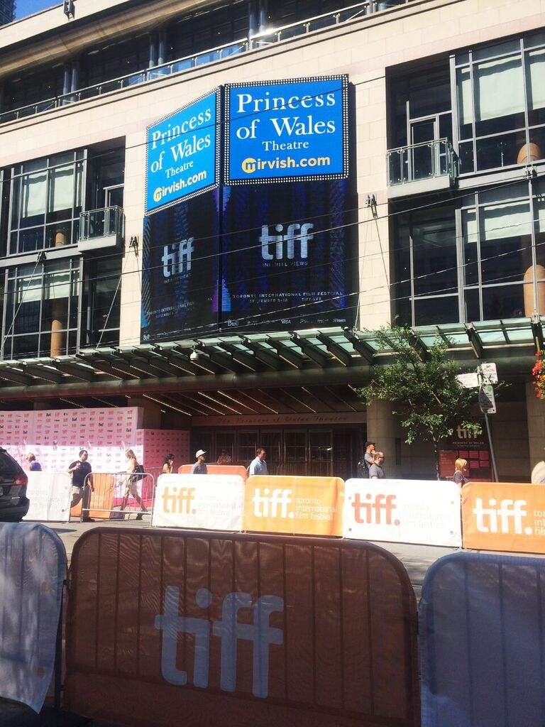 Celebrity Sightings at TIFF: Exciting or Exasperating?
