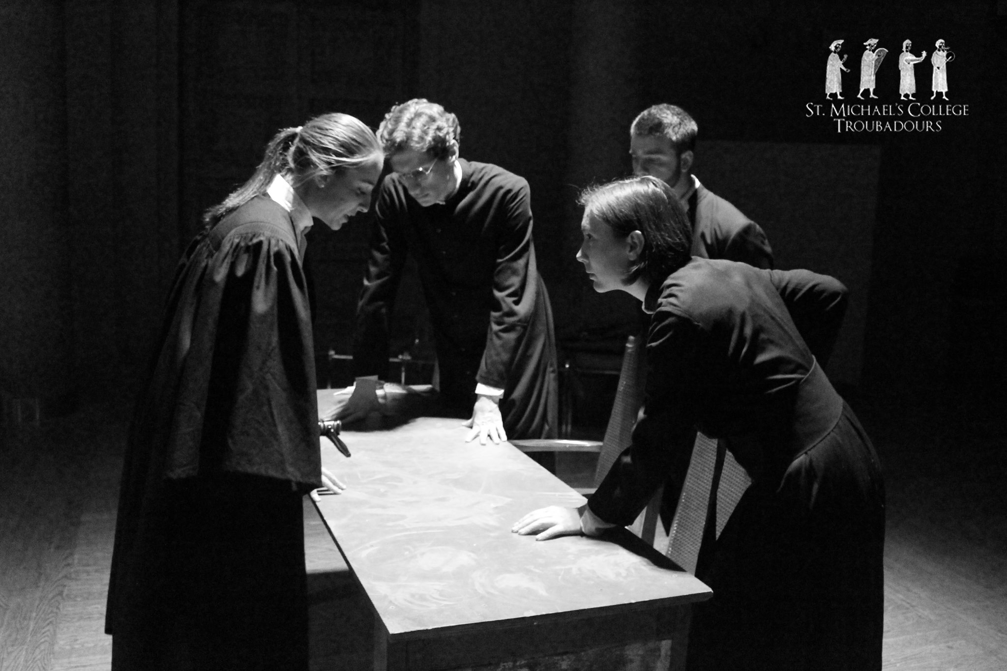 The Strand reviews SMC Troubadours present The Crucible