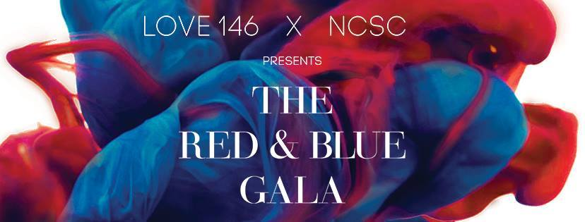 Love146 and NCSC present 2017's The Red and Blue Gala