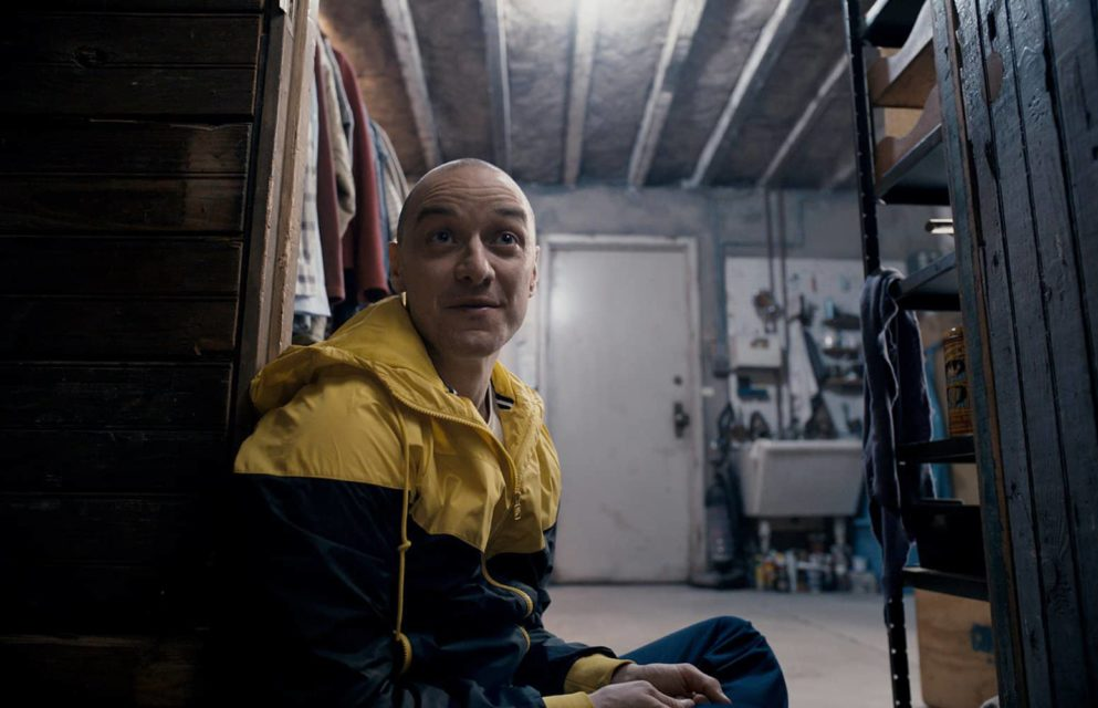 Split and other contemporary horror