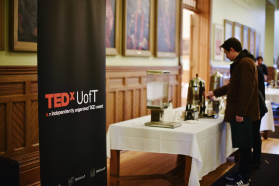 TEDxUofT encourages mindful discussion and promotes themes of acceptance