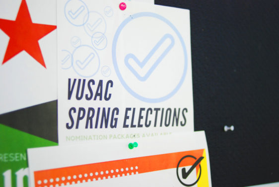 VUSAC 2017 Spring Elections: Who's running?