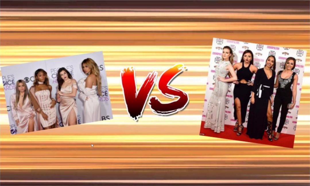Fifth Harmony vs. Little Mix