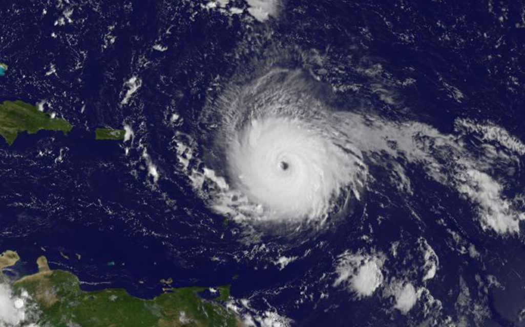 Did climate change cause these hurricanes?