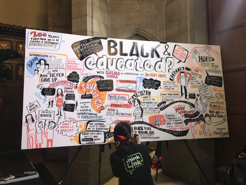 2018 Hart House Hancock Lecture: Black & Educated?